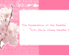 """The Explanation of the Buddha_s Title – """"H.H. Dorje Chang Buddha III"""""""