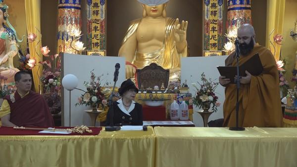 第三世多杰羌佛 多杰羌佛 多杰羌佛第三世 世界和平獎 教皇 教宗